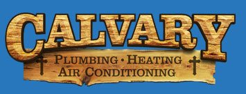 Calvary Plumbing and Heating logo