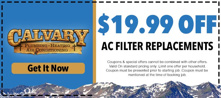 discount on air conditioner filter replacements