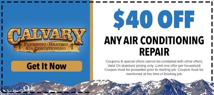 discount on air conditioning services
