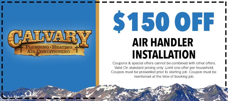 discount on air handler services