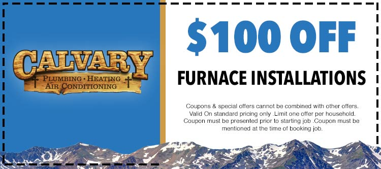 discount on furnace installation
