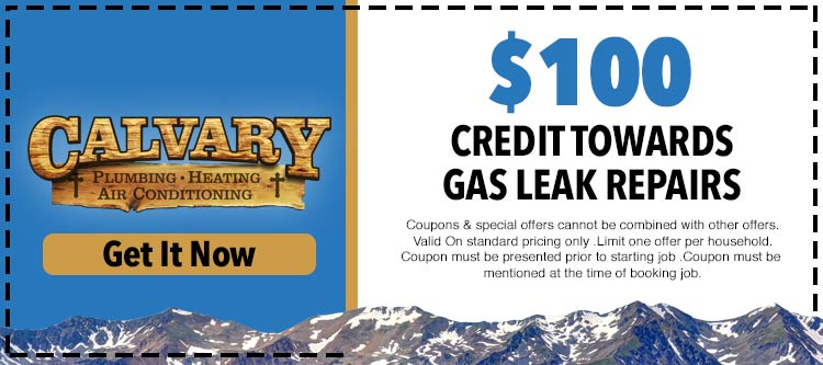 discount on any gas leak detection service