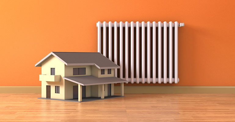 home heating services