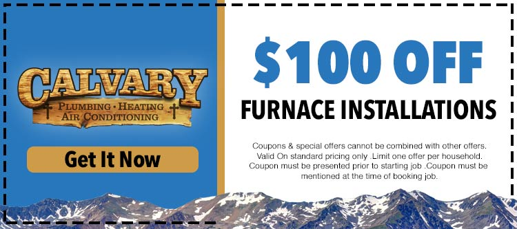 discount on furnace installation services